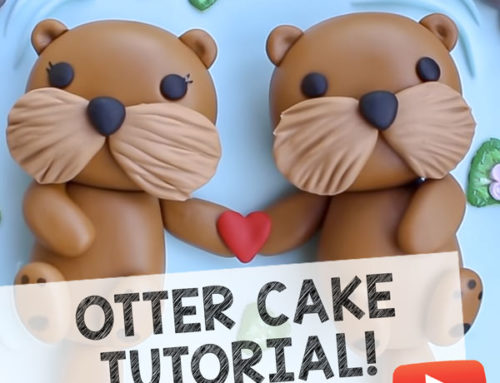 Otter Cake Tutorial
